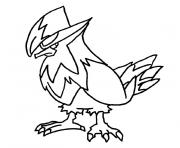 Printable pokemon x ex 32 coloring pages