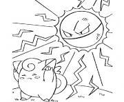 jolteon eevee pokemon evolutions coloring pages
