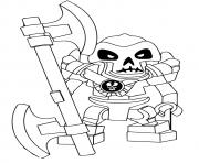 Print Ninjago Kruncha coloring pages