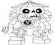 Printable Ninjago Wyplash coloring pages