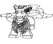Print Ninjago Lizaru coloring pages