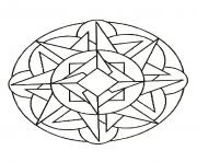 Print mandalas to download for free 23  coloring pages