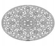 Print free mandala difficult adult to print 14  coloring pages
