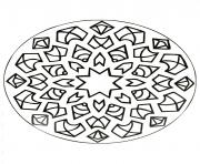 Print mandalas to download for free 17  coloring pages