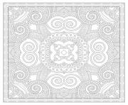 Print adult squared mandala by karakotsya 3  coloring pages