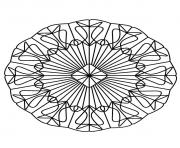Print mandalas to download for free 20  coloring pages