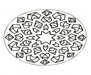 Print mandalas to download for free 25  coloring pages