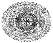 free mandala difficult adult to print 18
