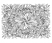 Printable adult zen coloring pages