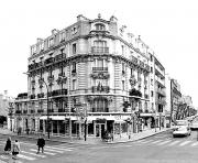 adult paris haussman coloring pages