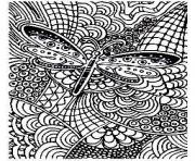 Printable adult difficult butterfly 15 coloring pages