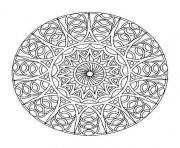 free mandala difficult adult to print 8 coloring pages