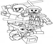 Printable star wars printable lego coloring pages