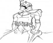Printable star wars of boba fett coloring pages