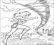 Printable wonder woman 21 coloring pages