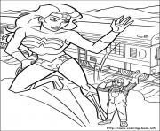 Print wonder woman 32 coloring pages