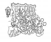Printable disney free  for christmas0c60 coloring pages