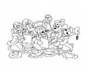 Printable disney christmas  printable freef876 coloring pages