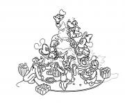Print disney christmas  printable33a8 coloring pages