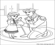 Printable frozen 04 coloring pages