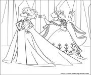 Printable frozen 16 coloring pages
