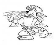 Print scooby checking a map scooby doo e0d0 coloring pages