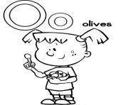 Print olives alphabet s2bc3 coloring pages