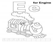 engine alphabet s free762d coloring pages