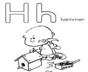 Print alphabet s printable hammer24ac coloring pages