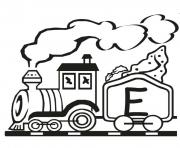 e alphabet s free0951 coloring pages