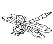 printable dragonfly s of animalse7ad coloring pages