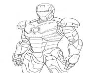 Print iron man colouring in pages4b78 coloring pages