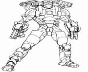 Print iron man armored adventures seed9 coloring pages
