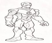 Standing Still Iron Man coloring page1f83 coloring pages