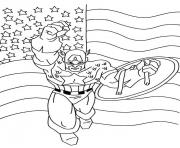 cool captain america s for kids7951 coloring pages
