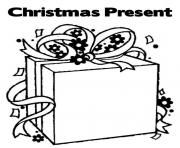 printable s christmas present for children2698 coloring pages