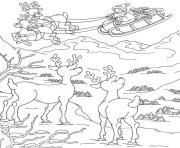 Printable coloring pages of santa claus printabled5f2 coloring pages