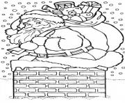 Printable santa claus free s for christmas1 e14496900714113f26 coloring pages