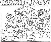 colouring pages for children christmasf68b coloring pages