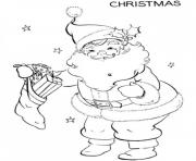 Printable free s for christmas santa15c9 coloring pages