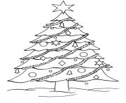 christmas tree s for kids free printableda8c coloring pages