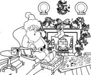 Printable christmas s printable santa for kidse87e coloring pages