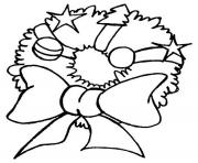 Printable flower s of christmasebbc coloring pages