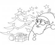 christmas printable s santae335 coloring pages
