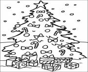 Printable free s for christmas treeeef8 coloring pages
