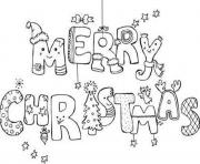 Printable coloring pages for merry christmasc83d coloring pages