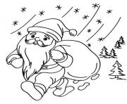 Printable santa christmas s free printable3c2b coloring pages