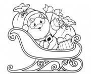 Printable coloring pages of santa claus free0e5d coloring pages