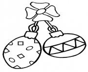 printable s christmas ornament for kids365a coloring pages