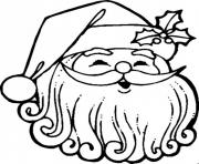 coloring pages of santa claus face8ee1 coloring pages